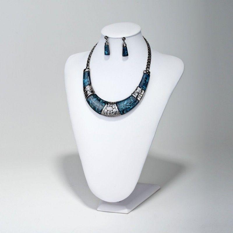 Tribal Collar Necklace Set