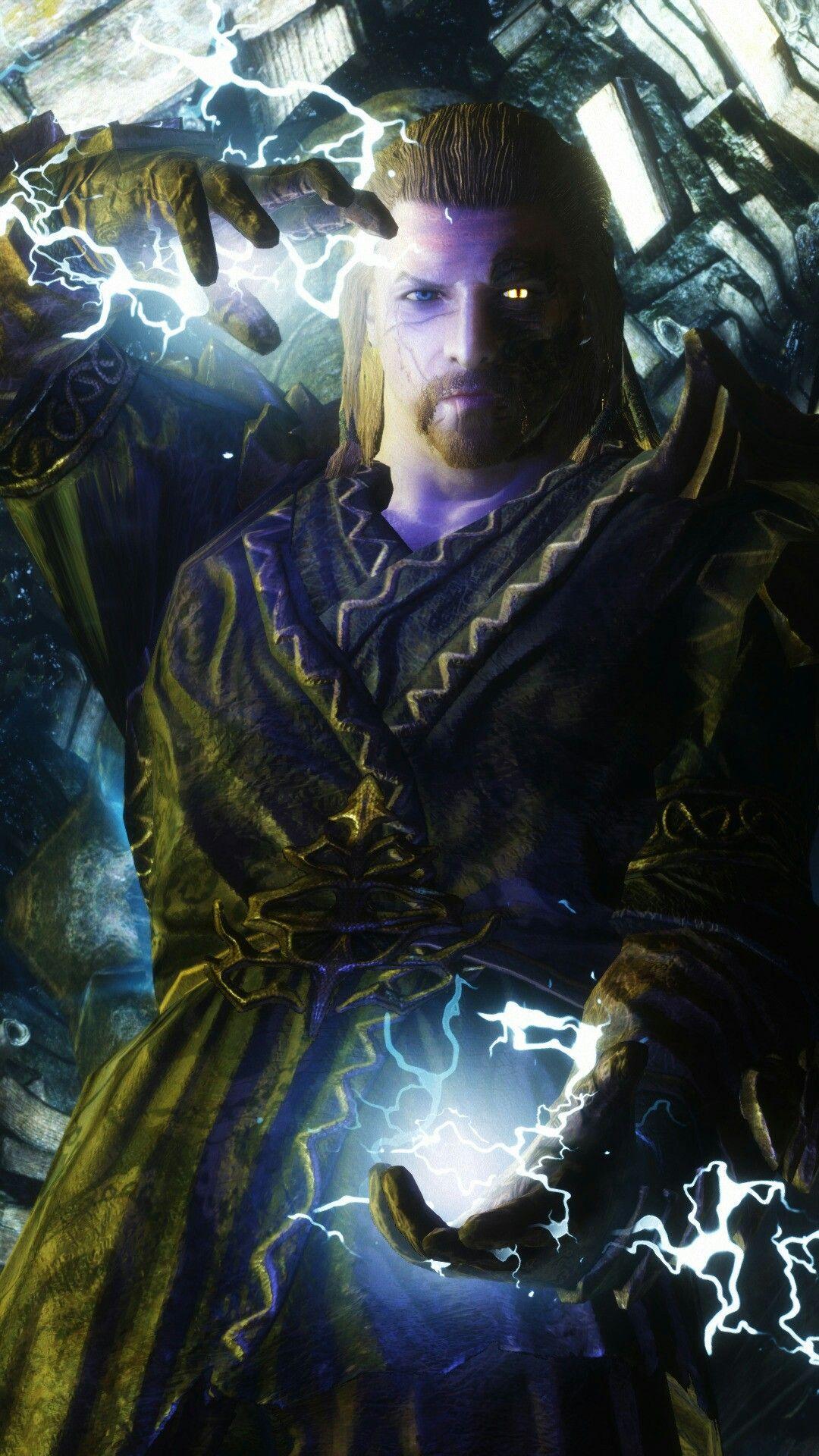 Miraak Skyrim Art Elder Scrolls Lore Elder Scrolls Skyrim