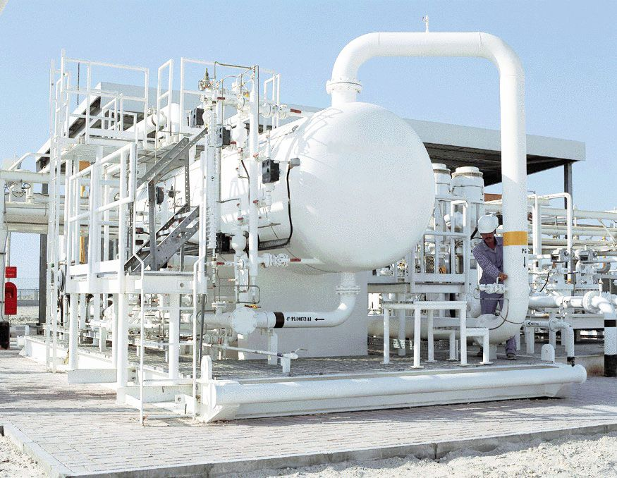 Pressure Vessel Services in UAE – Adgeco Group consists of equipped
