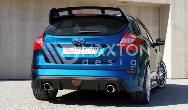 Rear Bumper Ford Focus Mk3 Preface Focus Rs 2015 Look Ford Focus Focus Rs Ford
