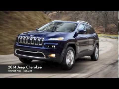 2014 Jeep Cherokee Vs 2014 Jeep Grand Cherokee Carl Gregory