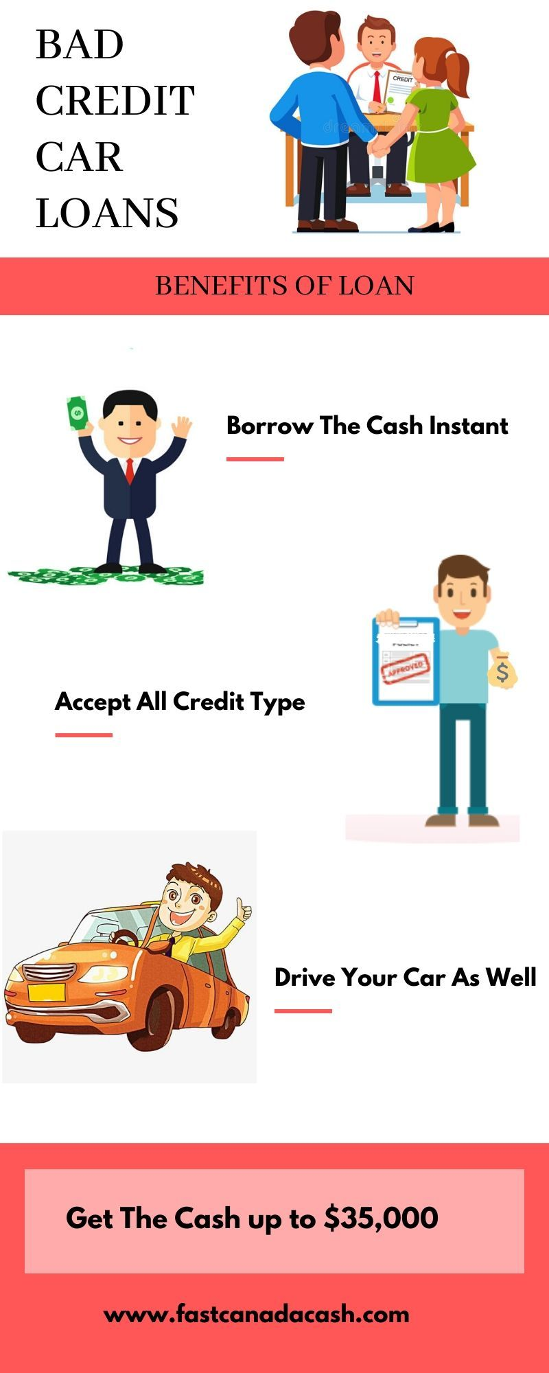 Bad Credit Car Loan Calgary Get Fast Approval With Low