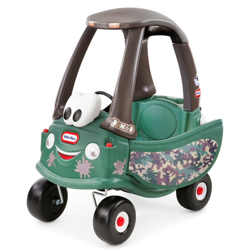 Cozy Coupe® OffRoader in 2020 Cozy coupe, Little tikes