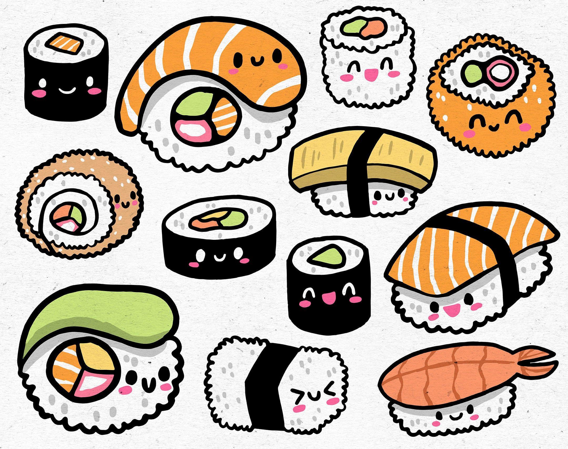 49++ Chibi sushi info