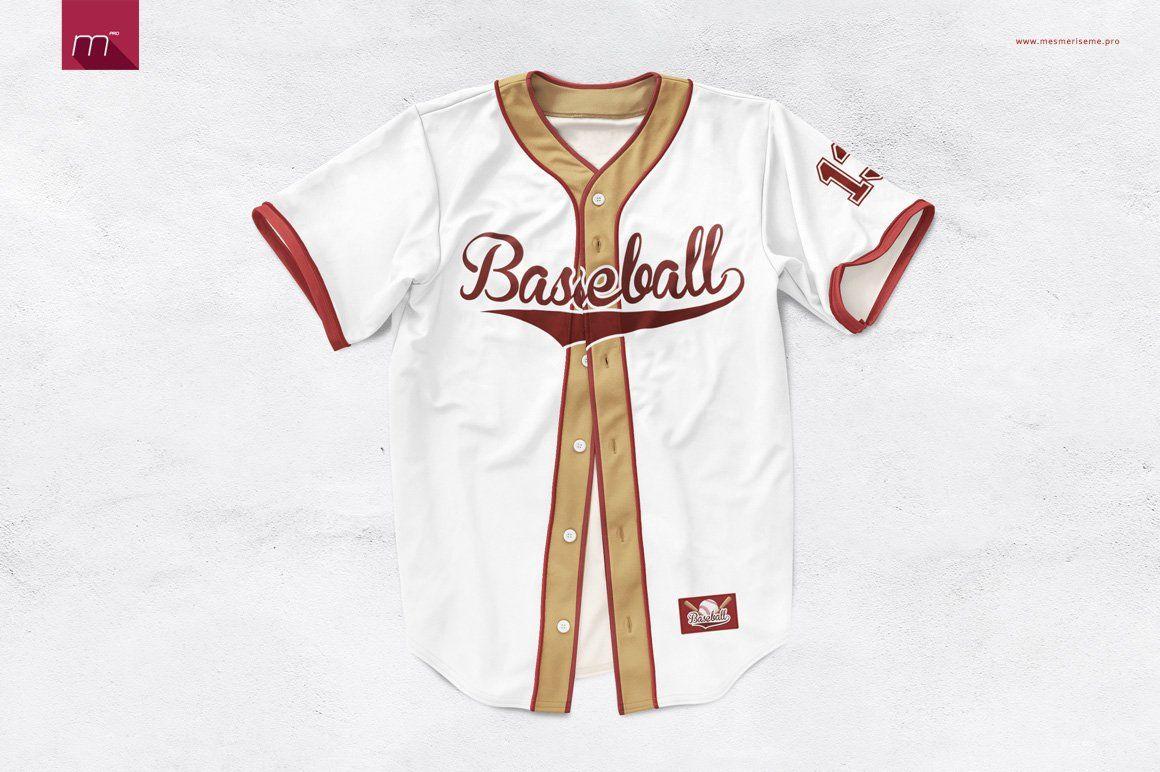 Download Baseball Jersey Mock-up   Baseball jerseys, Jersey, Baseball