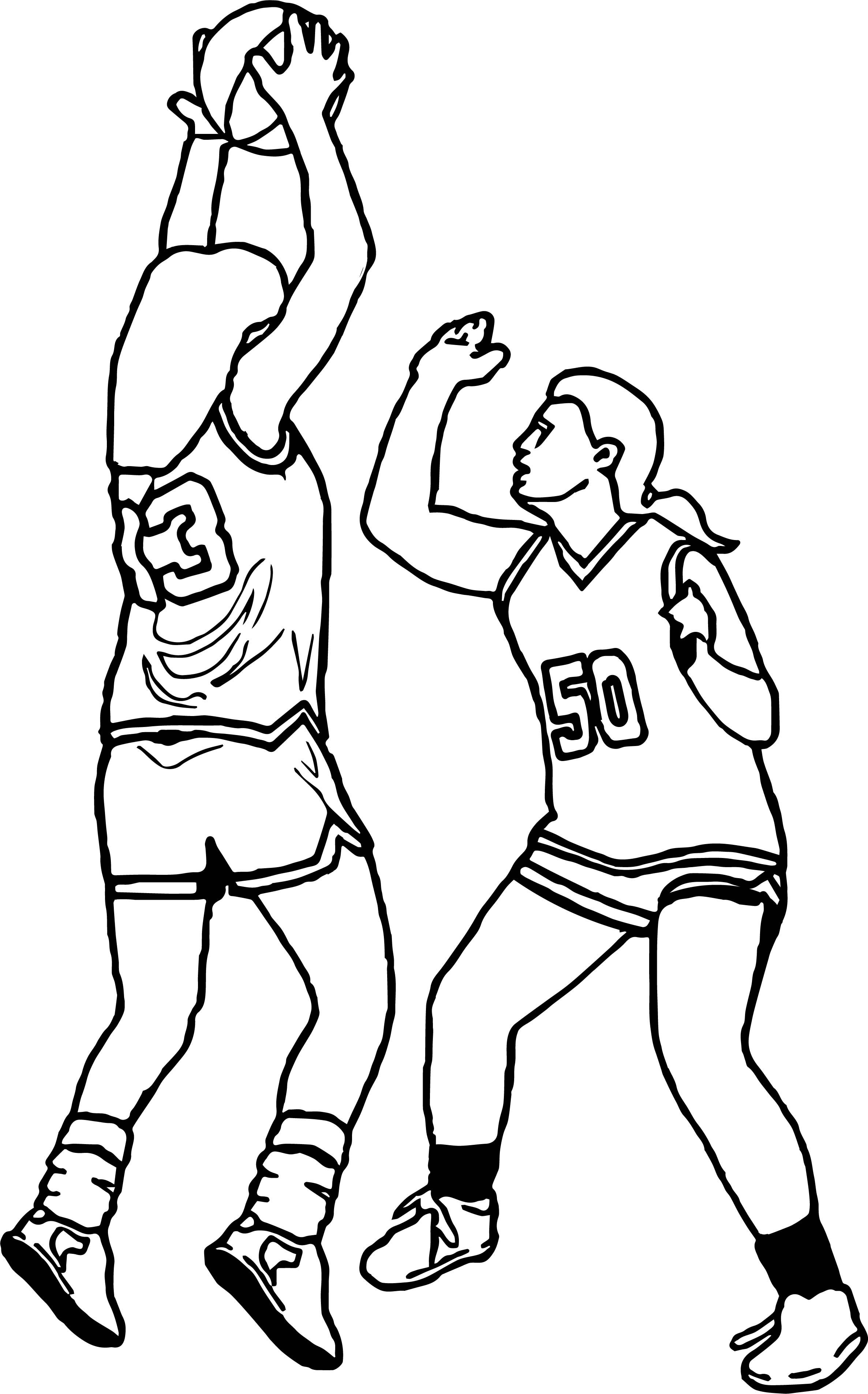 Cool Girls Basketball Playing Guard Coloring Page Basketball Girls Coloring Pages For Boys Coloring Pages