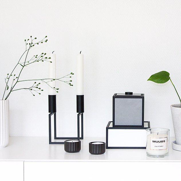Elsker duften fra mit @muubs lys De er simpelhen så lækre #skandinaviskehjem #muubs #bylassen #hay #danskdesign #nordiskehjem #interior #instadaily #inspiration #decor #design #homestyling #homedecor by sannes_uni