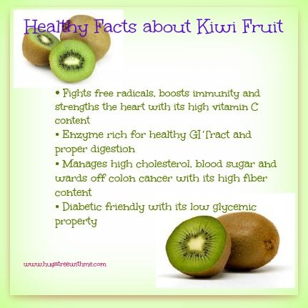 Healthy Facts About Kiwi Fruit Health And Wellness
