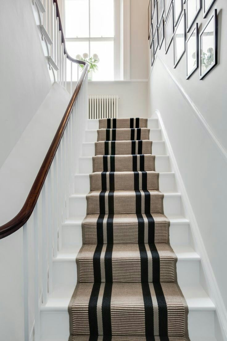 Hallway stair carpet ideas  Pin by Klaus Seebode on Innentreppen  Pinterest  Staircases Hall
