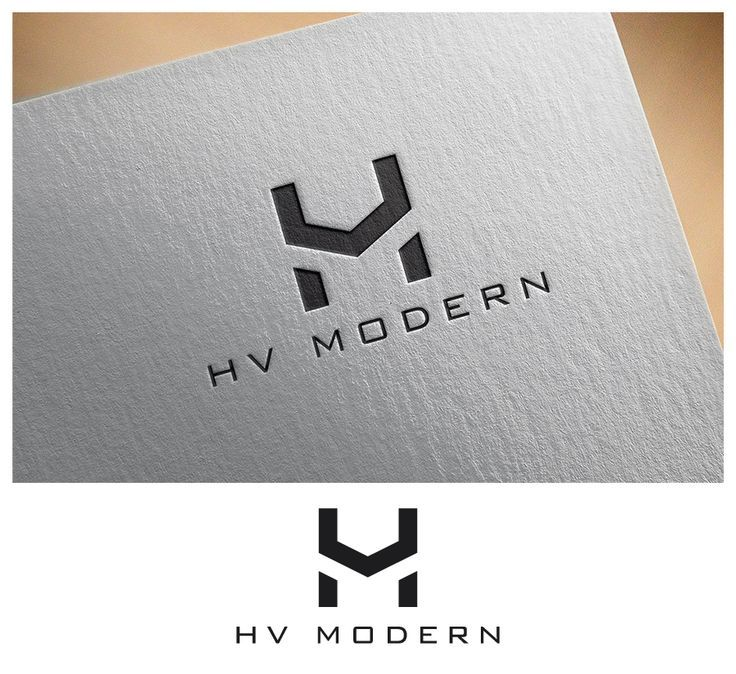 Logo Design by Bluemedia for Luxury Modern Urban Home Builder ...