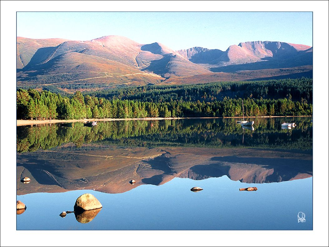 Loch morlich will be Kayaking and Wild camping on the ...