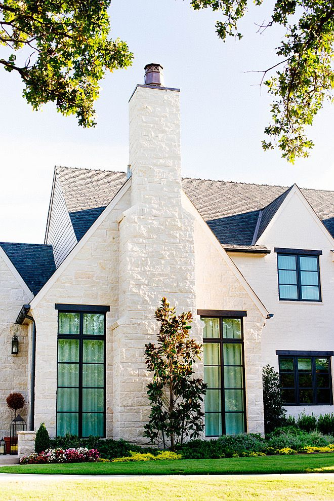 Exterior Of Homes Designs | Pinterest | Colonial, Slate and Stone