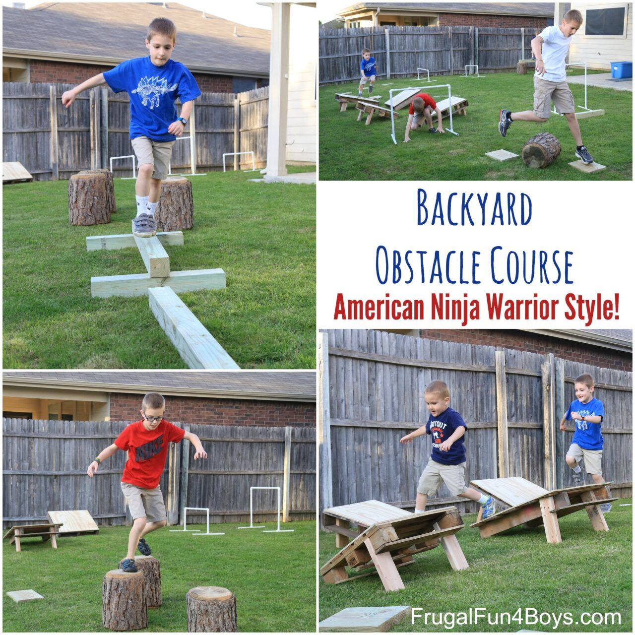 Diy Peg Wall For Kids And Adults Backyard Ninja Obstacle Course By Girl Meets Carpenter Fea Backyard Obstacle Course Backyard Jungle Gym Kids Obstacle Course