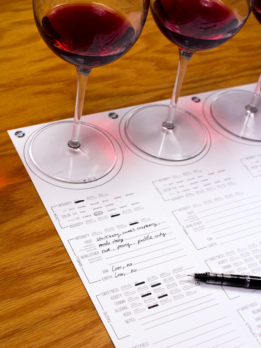 12 amazing wine flight ideas wine tasting card wine