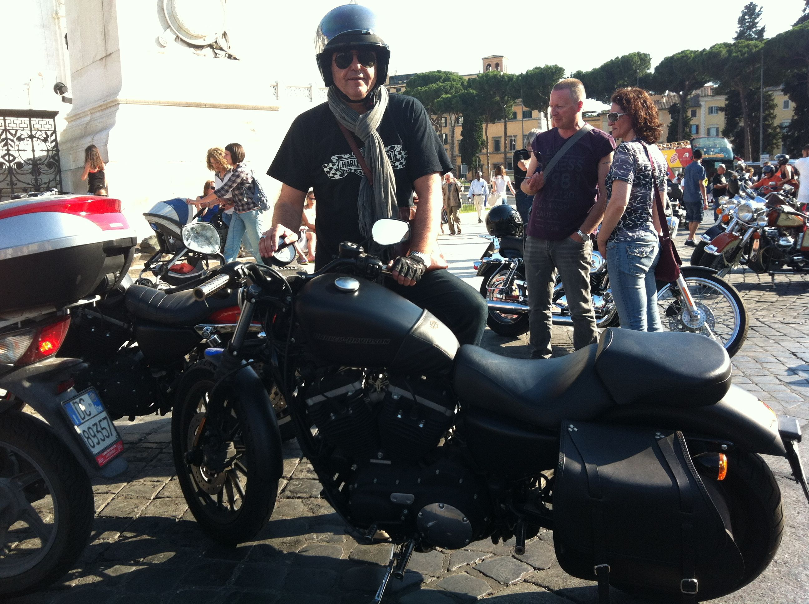 110  Harley celebration Rome Italy