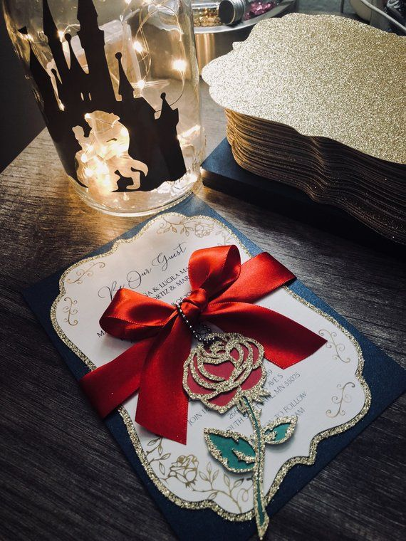 Enchanted Fairytale Invitation