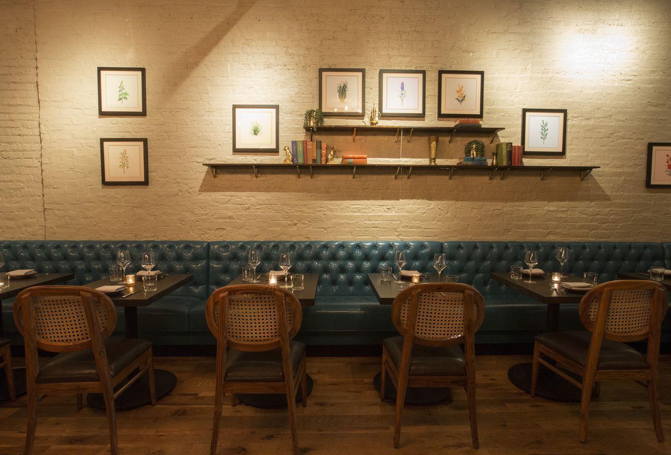 Explore west loops brilliant modern indian restaurant