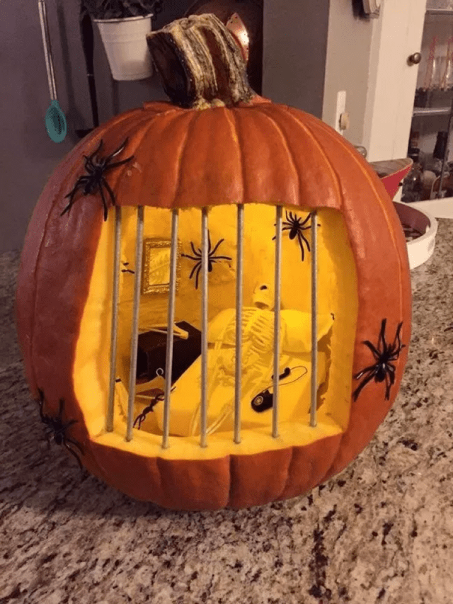 Halloween 2020 Demographic 31 Amazing Pumpkin Halloween Carving Ideas You Need To Try