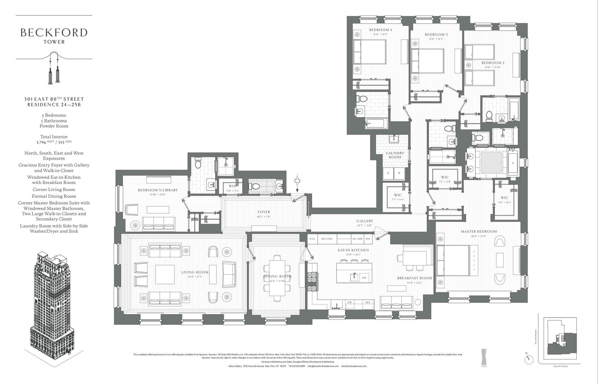 Beckford House Tower Tower Residence 24 25b In 2021 City Living Apartment Apartment Floor Plans Apartment Floor Plan