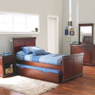 Darby youth bedroom collection found at jcpenney for - Jcpenney childrens bedroom furniture ...