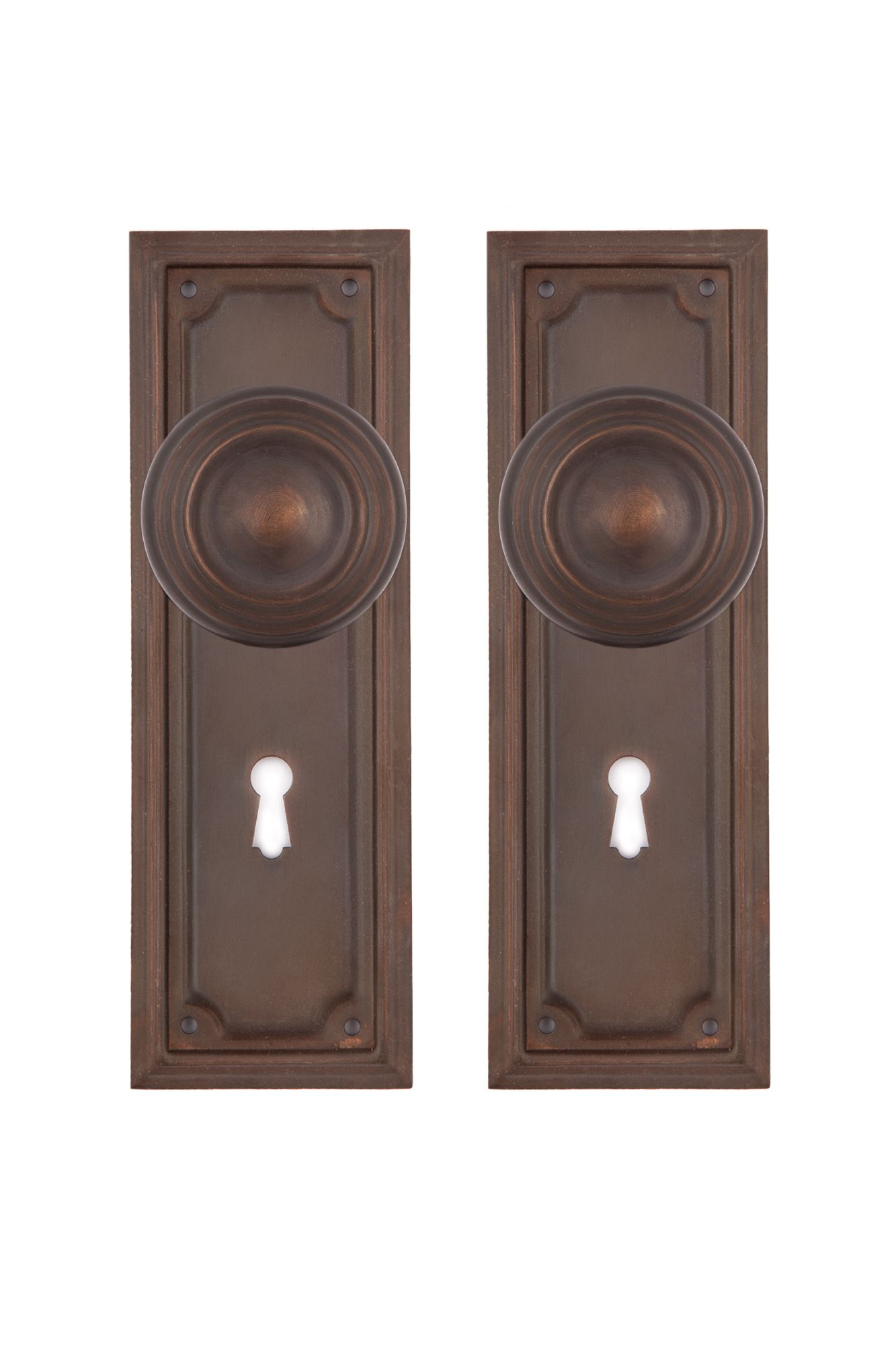 Bungalow Backplates For Doorknobs Huge Closeout Sale!!!!
