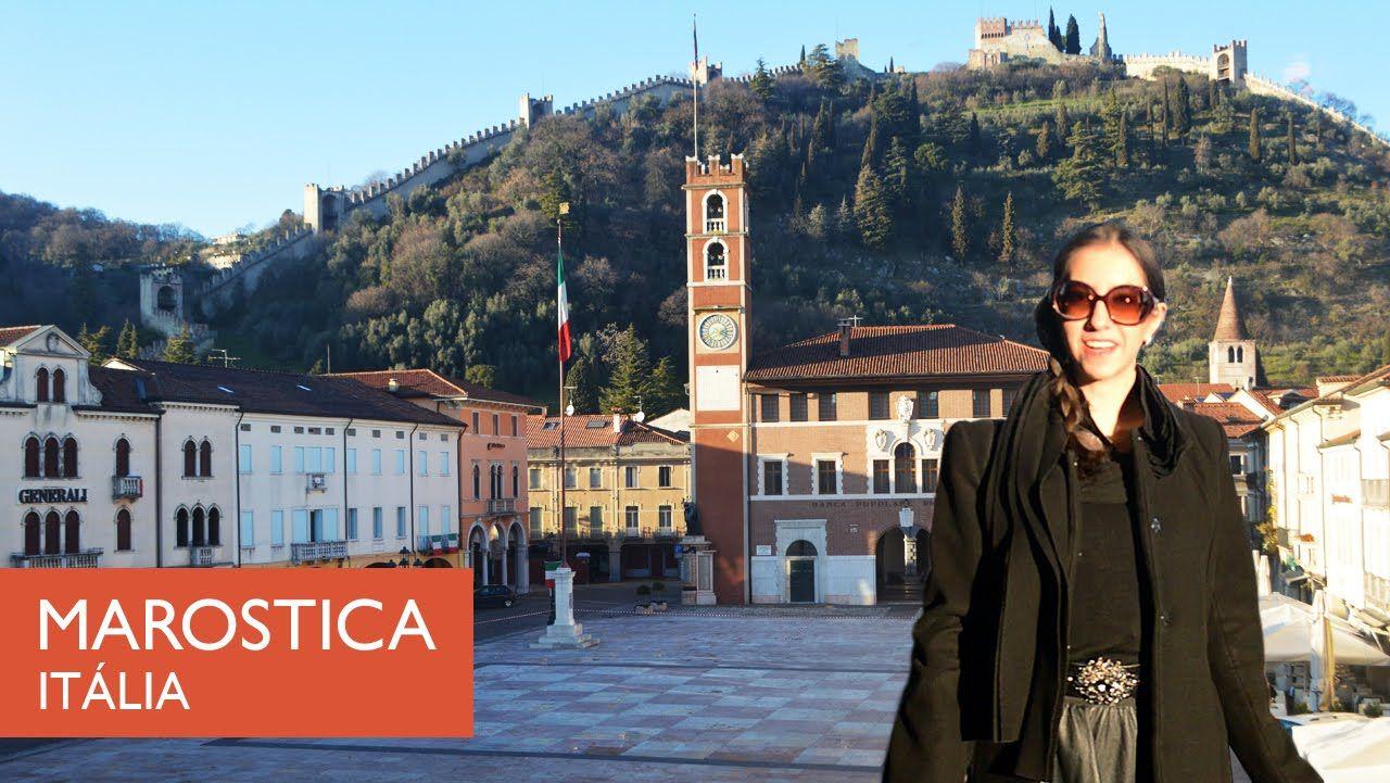 Saiba tudo sobre Marostica no norte da Itália.