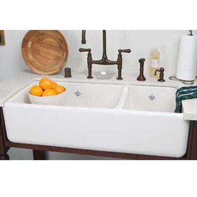 vintage tub u0026 bath kitchen sink shaws rutherford apron front fireclay sink 1 1