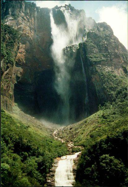 Angel Falls, Venezuala
