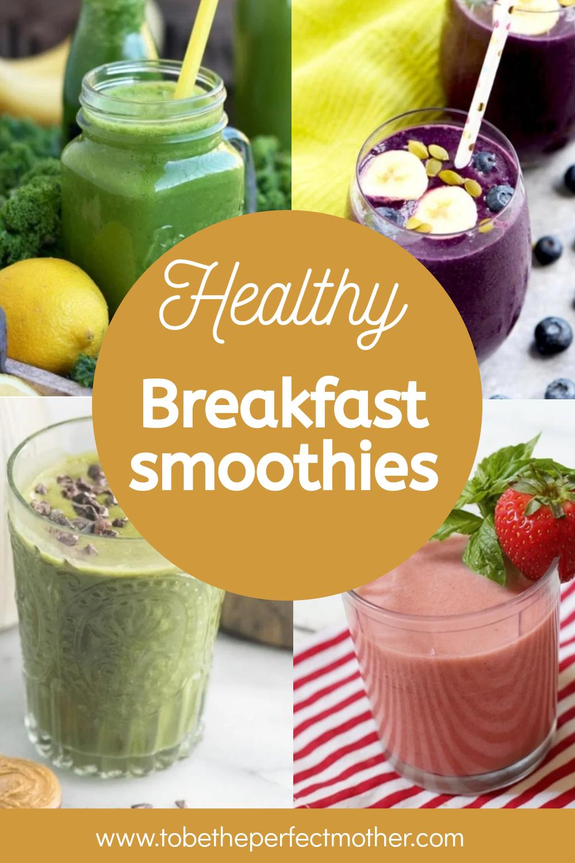 64 Vegan Breakfast Recipe Ideas In 2020 With Images Healthy Breakfast Smoothies Vegan Breakfast Recipes Healthy Vegan Breakfast