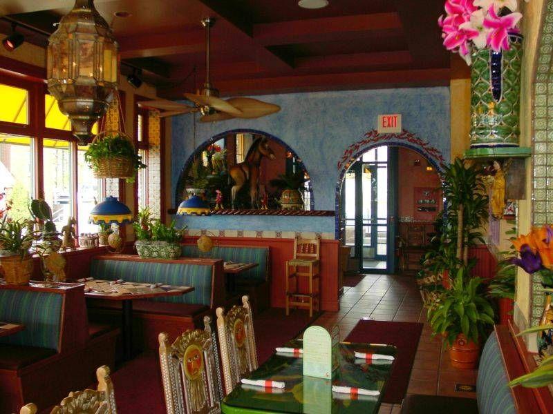 Boho Decor · Pretty Margs. Mexican Restaurant ...