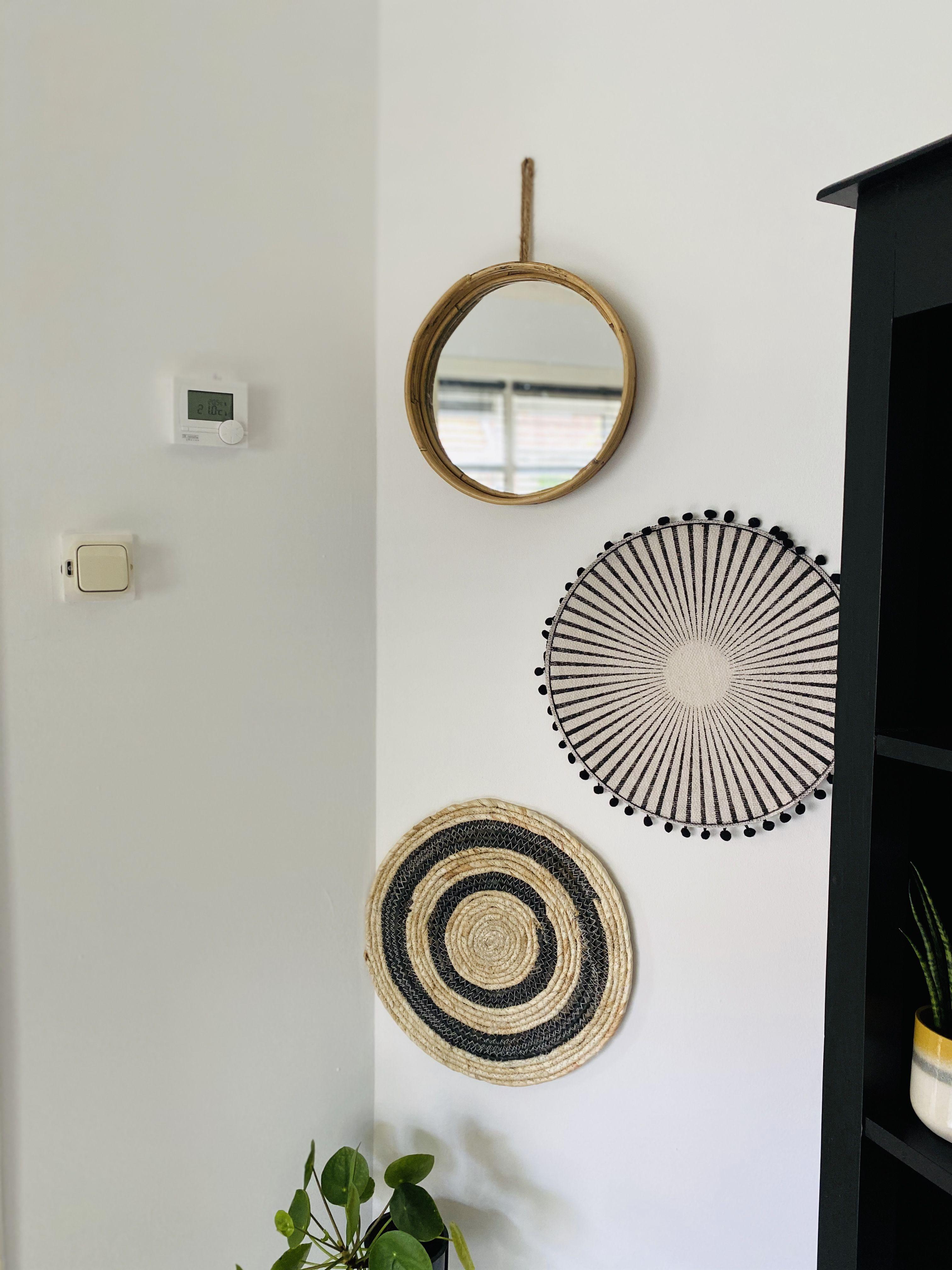 Muur Wanddecoratie Spiegel Ideeen Muurdecoratie Slaapkamerideeen