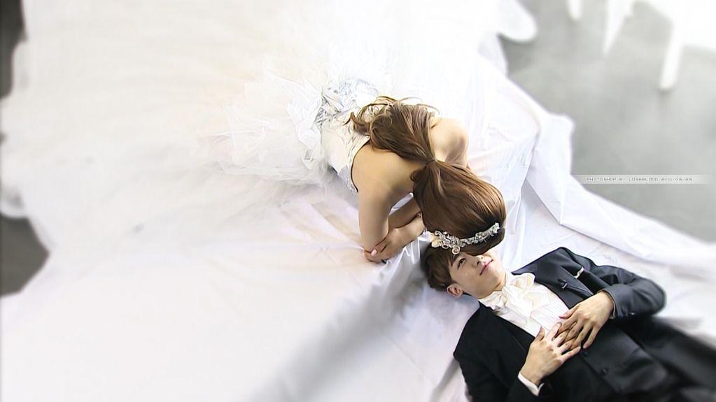 nichkhun-victoria | Wedding Ideas | Korean wedding ...