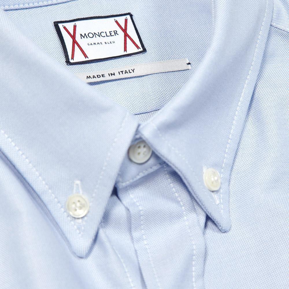 Moncler Gamme Bleu B.D. Oxford Shirt (Blue)