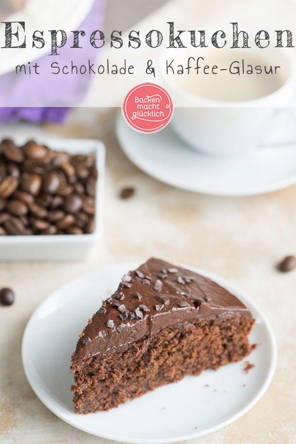 Photo of Juicy Chocolate Coffee Cake | Baking makes you happy