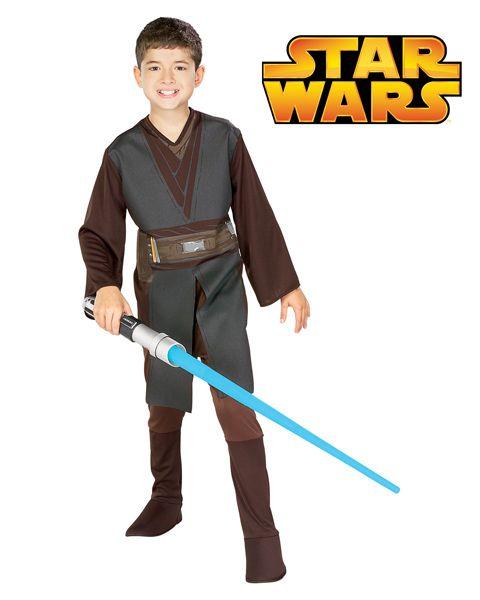 Anakin Skywalker Boys Costume  sc 1 st  Pinterest & Anakin Skywalker Boys Costume | Anakin skywalker Costumes and ...