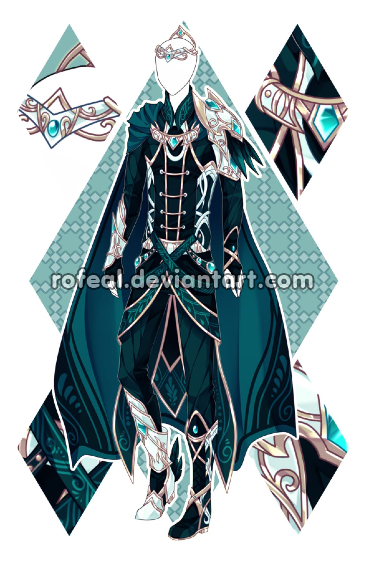 Auction(CLOSED) by Rofeal on DeviantArt Anime