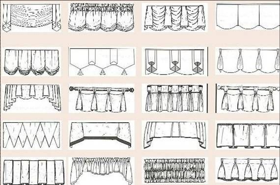 Por Of Curtain Valance Styles Decorating With Hanging Decorate The House Beautiful Curtains