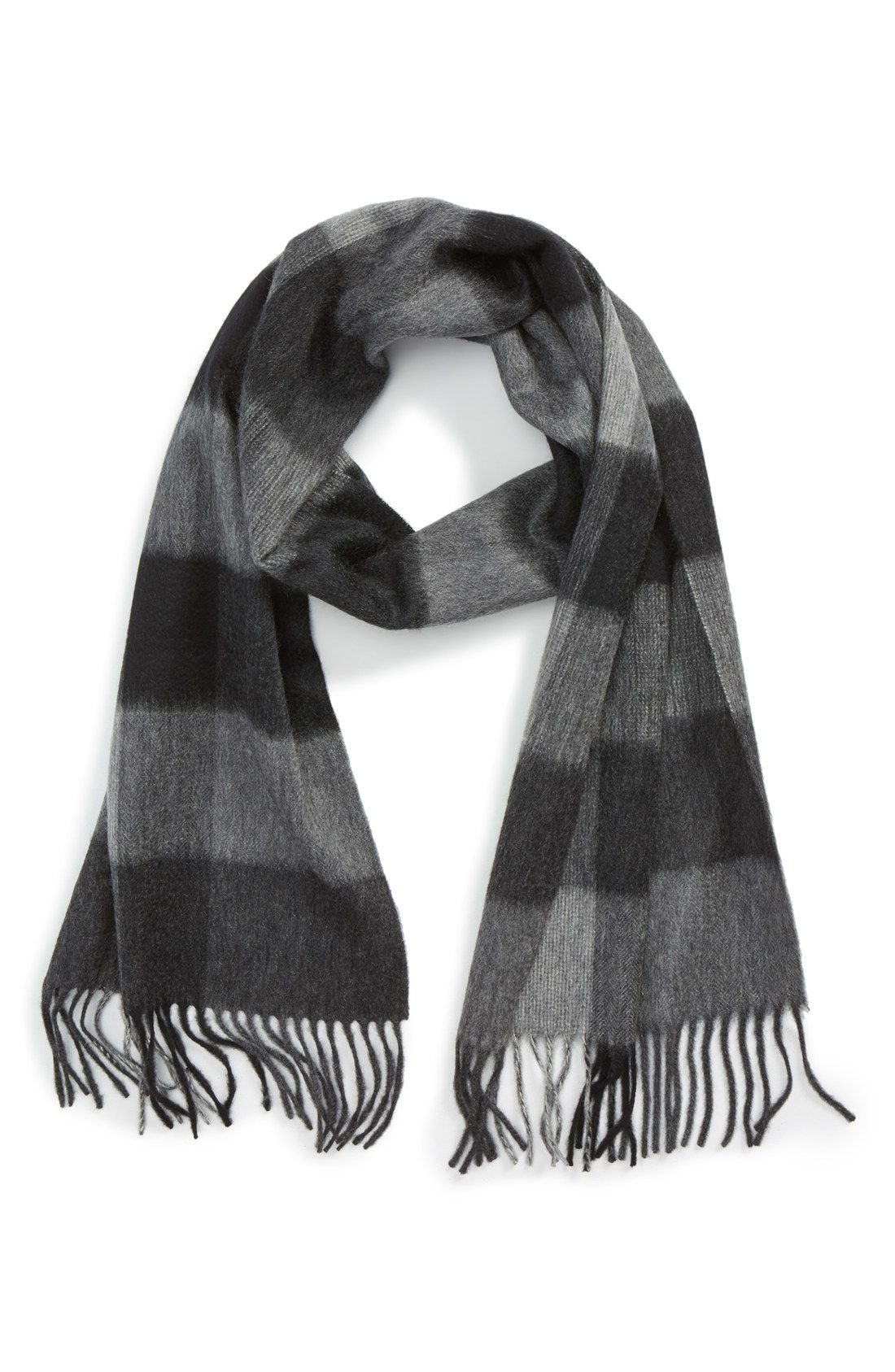2532c2b324 Nordstrom 'New Buffalo' Cashmere Scarf | Sam in Rochester | Cashmere ...