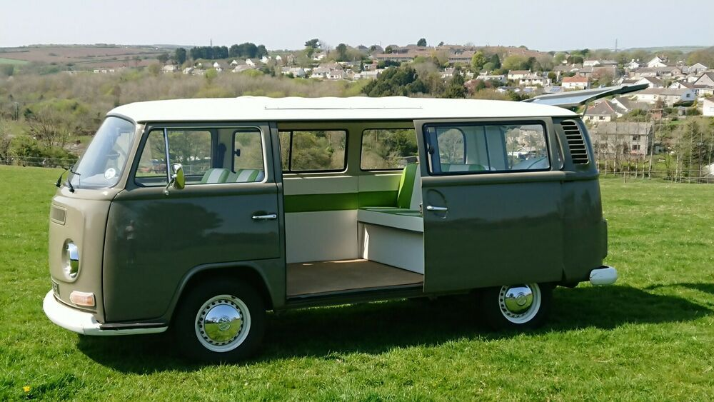 Ad - VW T2 Bay Window 1972, excellent condition. RHD   Vw ...