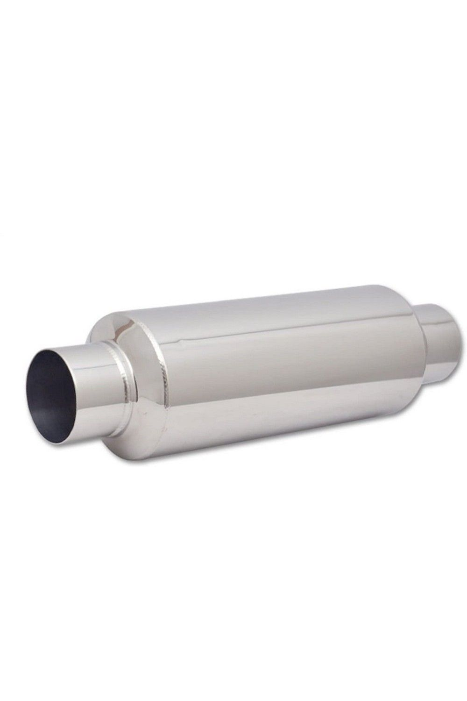 Vibrant 17950 Stainless Steel Resonator Stainless Steel Steel Stainless