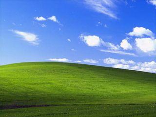 First Windows XP Default Wallpaper | My Desktop Wallpapers ...
