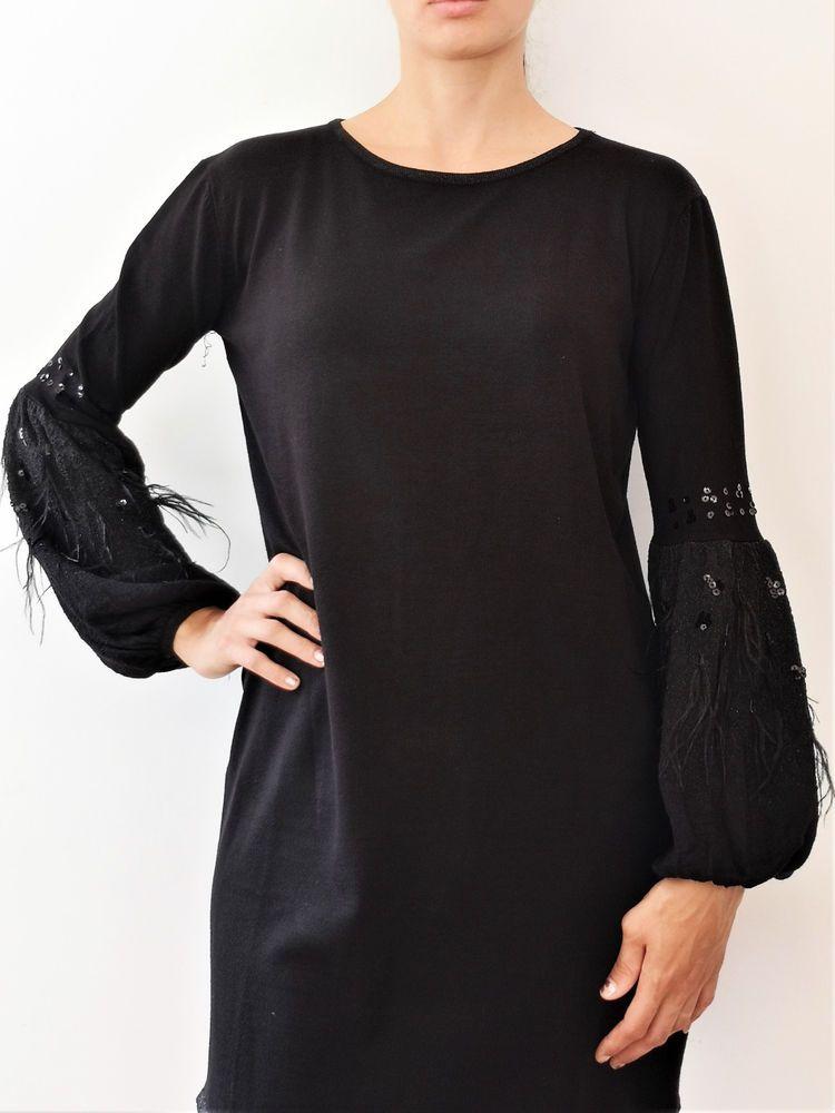 sale retailer b9d24 e4d39 MIMI MUA abbigliamento Abito maglia vestito Donna Woman 2018 ...