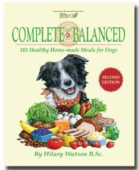 Hilary Watson Dog Food Recipes