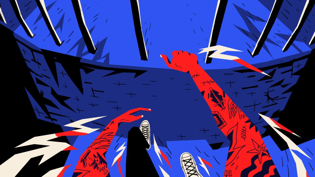 Bright, Energetic Animations Pay Tribute To Converse's Chuck