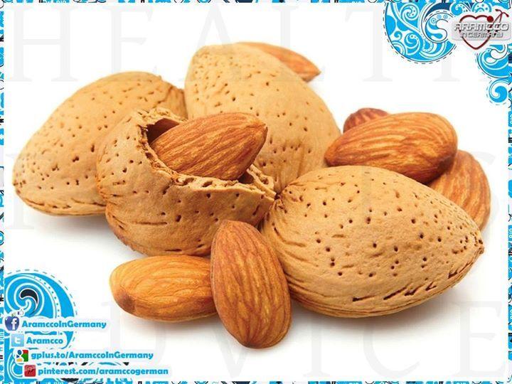 اللوز مصدر جيد للكالسيوم فهو لايساهم في اكتساب الوزن بل ويحمي القلب بفضل دهونه الأحادية غير المشبعة و ستيرولاته النباتية الكمية الموصى بها مايعادل حفنة يد أ Health Benefits Of Almonds Almond