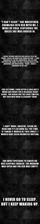 Short horror stories