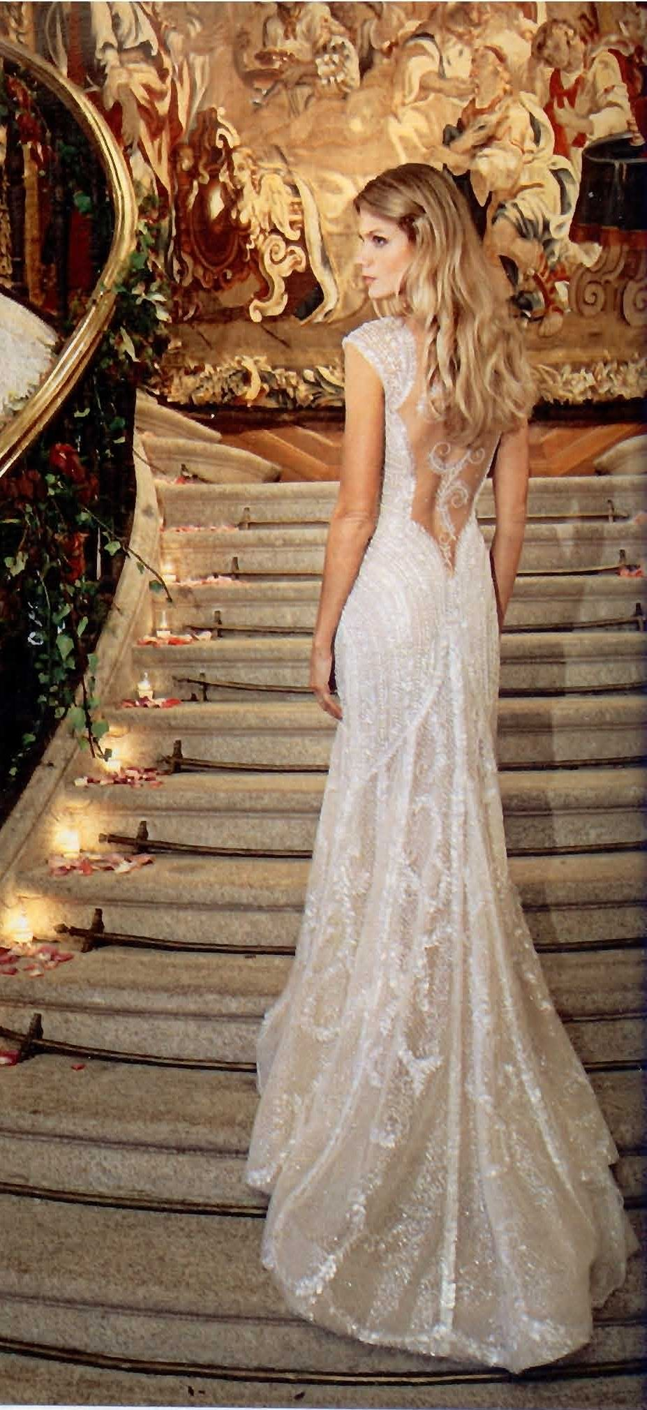 the back of the wow dress   el dia de tu boda   Pinterest   Julio ...