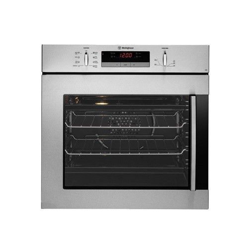 Westinghouse 8 Multifunction Electric Oven With Left Side Open