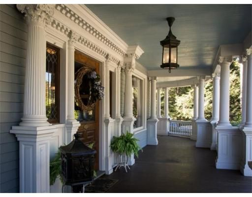 Pinergy report for mls 71589224 Victorian columns