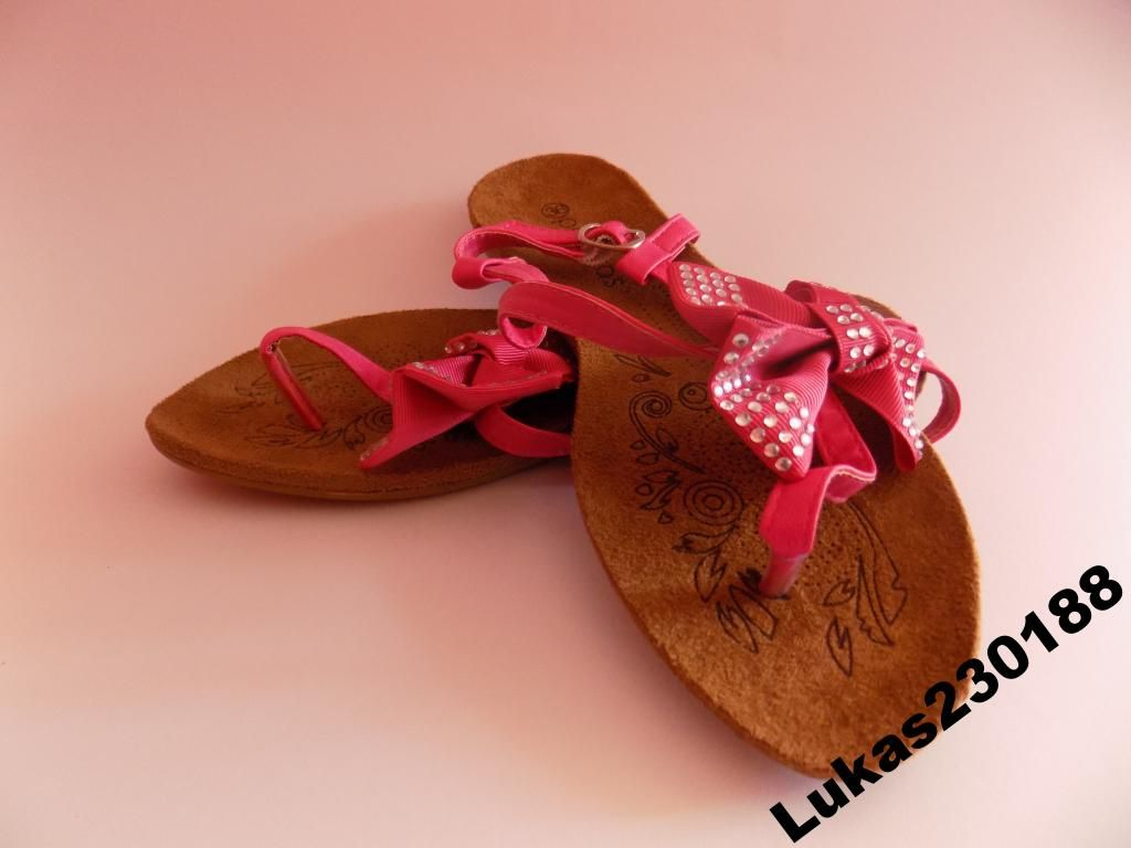 Sandaly Sandalki Damskie Z Kokardka Tanio 36 41 5558944447 Oficjalne Archiwum Allegro Baby Shoes Items Shoes